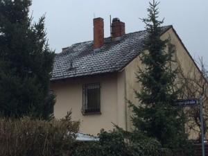 Dach in Nieder-Erlenbach vor der Sanierung